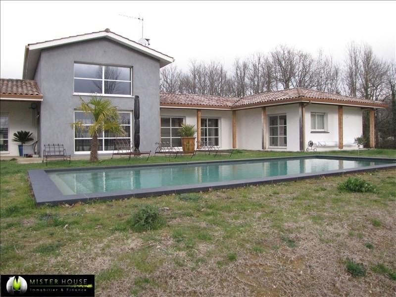 Verhuren  huis Monclar de quercy 1500€cc - Foto 3