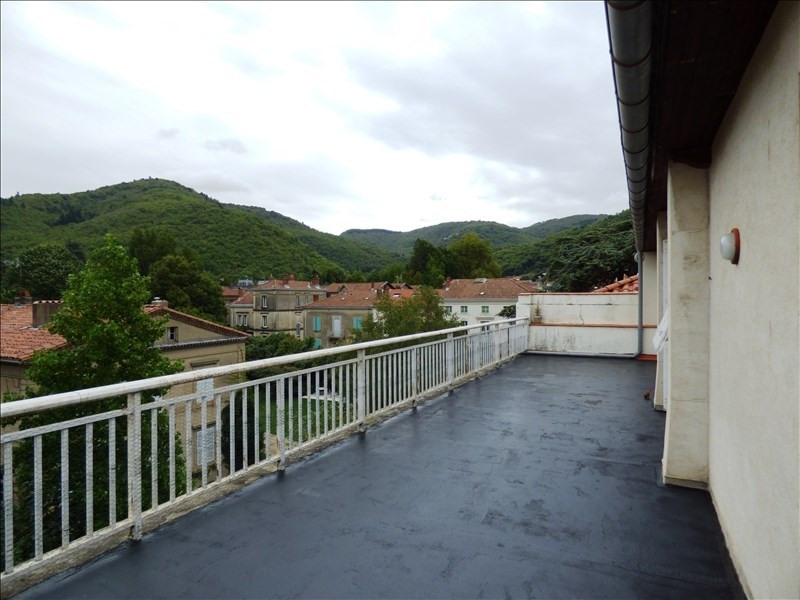 Rental apartment Mazamet 610€ CC - Picture 1