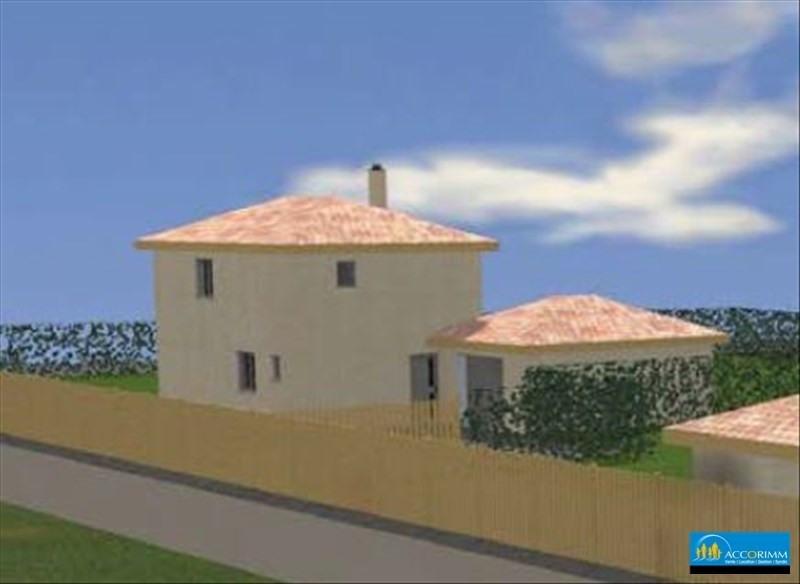 Vente maison / villa St pierre de chandieu 460000€ - Photo 2