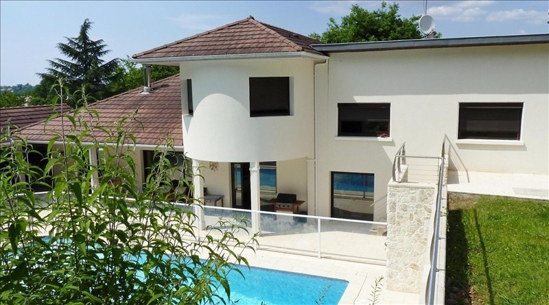 Deluxe sale house / villa Pau 690000€ - Picture 2