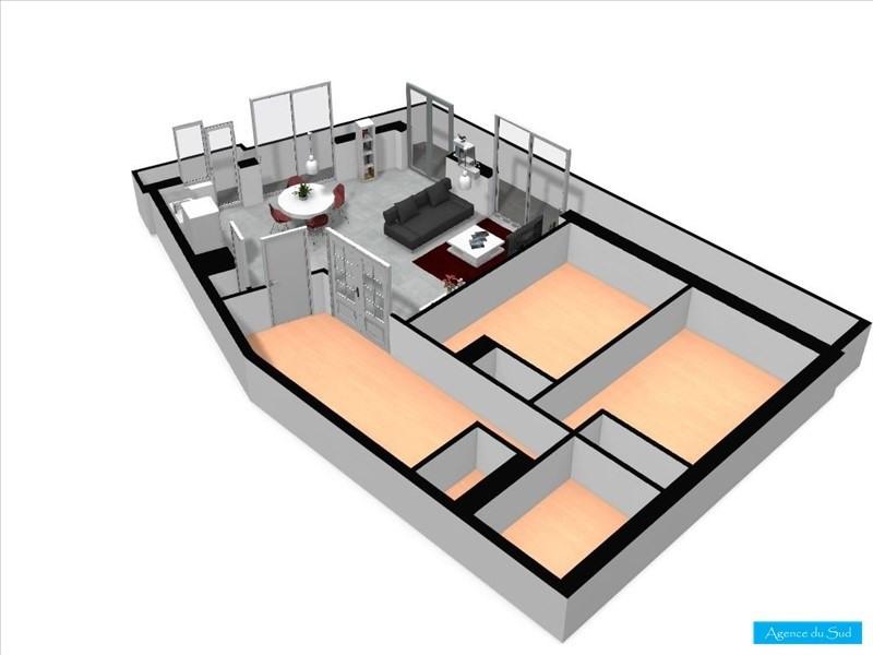 Vente appartement La ciotat 243000€ - Photo 9