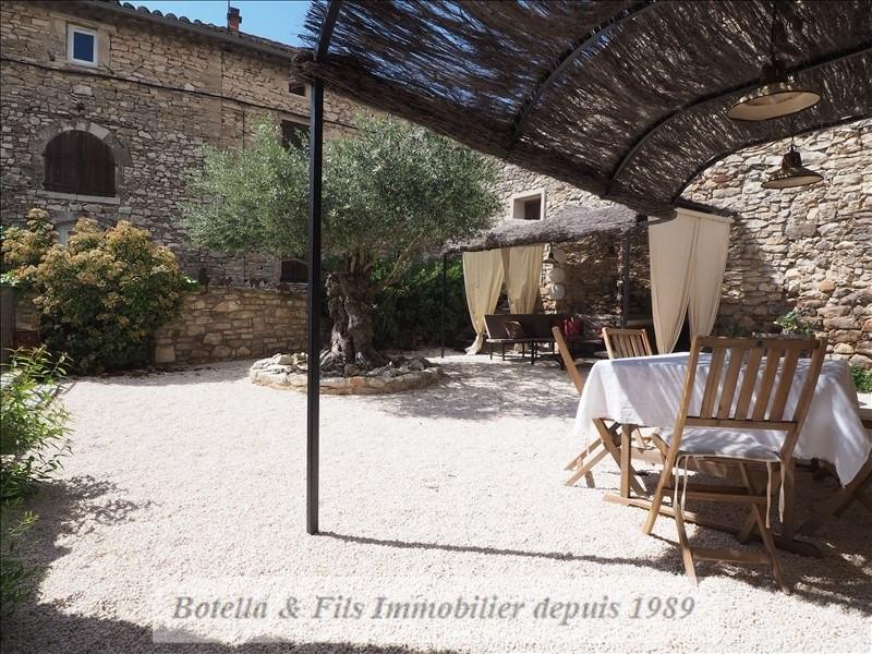 Verkauf von luxusobjekt haus Uzes 995000€ - Fotografie 6