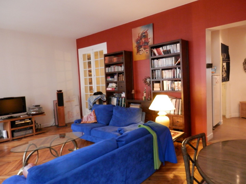 Verkoop  appartement Paris 10ème 929999€ - Foto 1