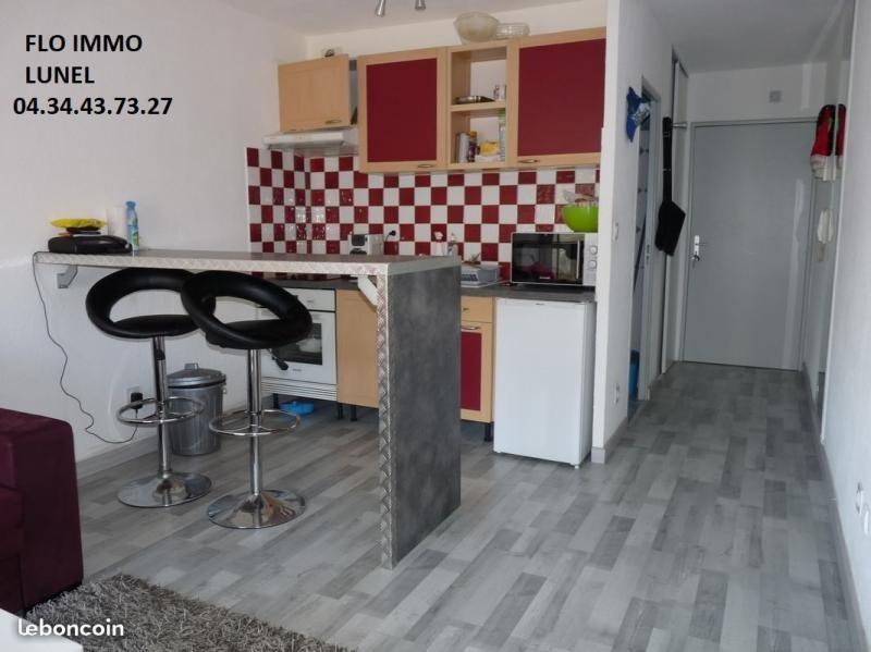 Vente appartement Lunel 65000€ - Photo 2