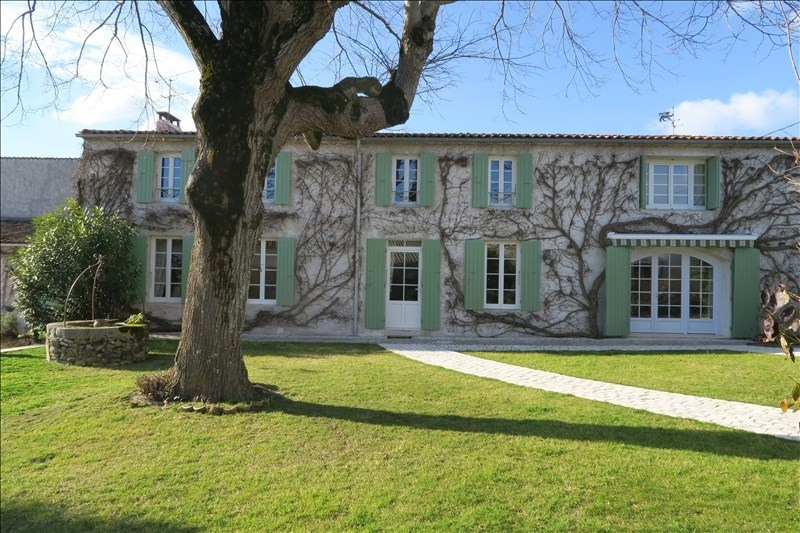Vente maison / villa Cozes 504 000€ - Photo 1