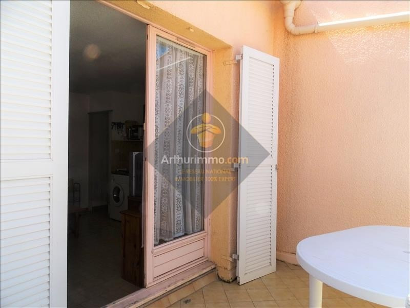 Sale apartment Sete 89000€ - Picture 3