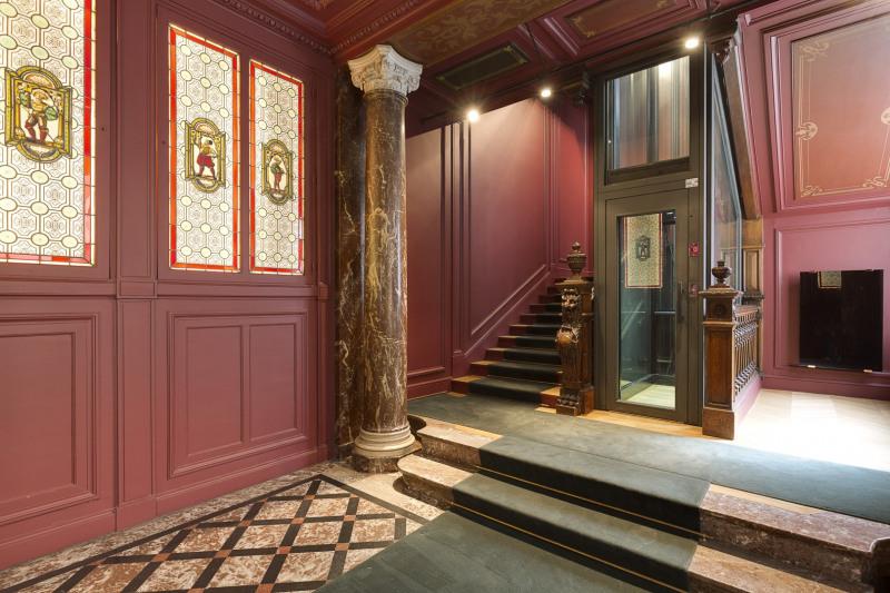 Vente de prestige appartement Paris 8ème 3690000€ - Photo 14
