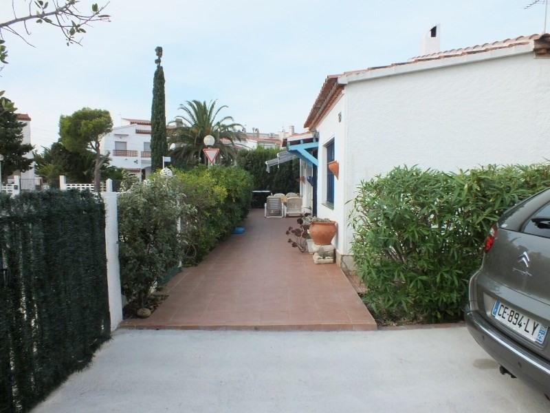 Alquiler vacaciones  casa Roses 1056€ - Fotografía 4