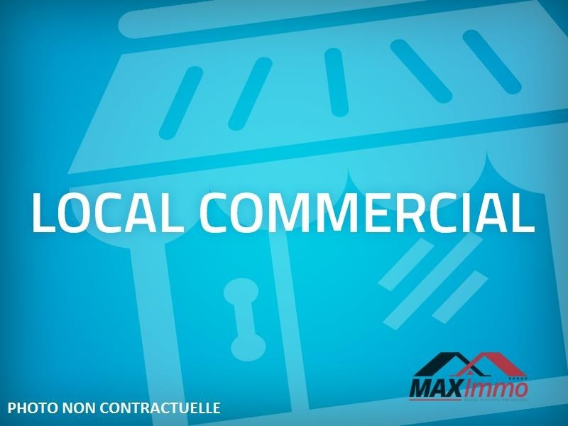 Location local commercial St pierre 3 385€ HT/HC - Photo 1