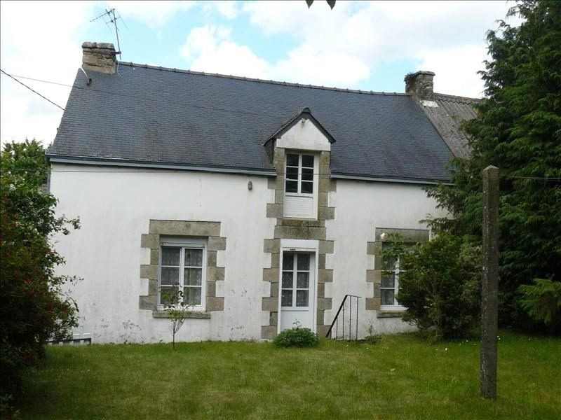 Vente maison / villa Josselin 44 000€ - Photo 1