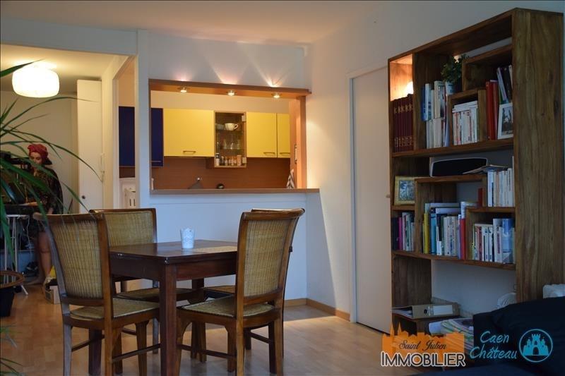 Verkoop  appartement Caen 109000€ - Foto 1