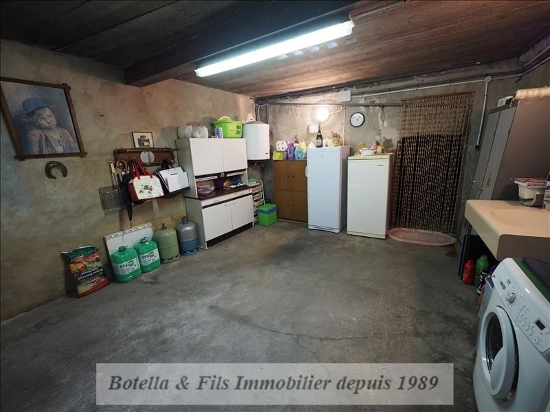 Venta  casa Barjac 129900€ - Fotografía 8