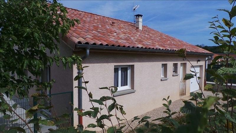 Vente maison / villa St vulbas 245000€ - Photo 9