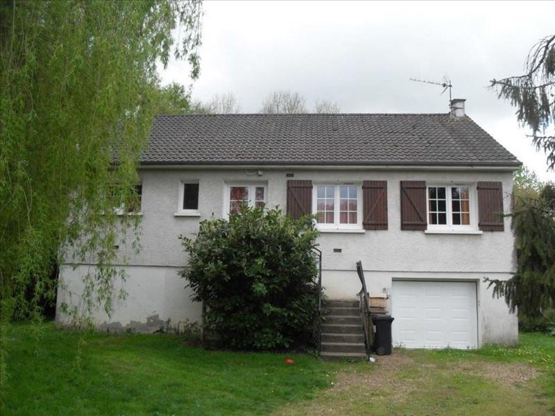Verkoop  huis Nogent le roi 193000€ - Foto 1