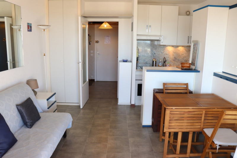 Sale apartment Cavalaire 128000€ - Picture 2