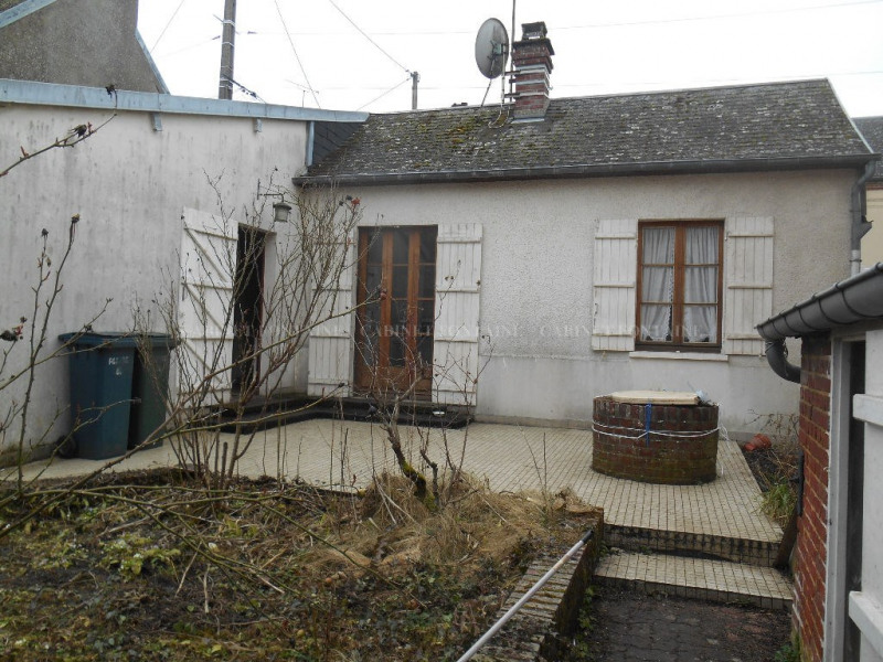Vente maison / villa Crevecoeur le grand 96 000€ - Photo 1