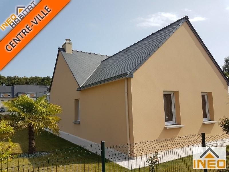 Vente maison / villa Geveze 323900€ - Photo 1