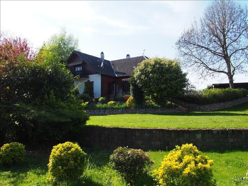 Sale house / villa Kriegsheim 415000€ - Picture 1