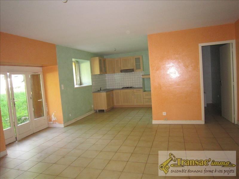 Sale house / villa Chabreloche 117700€ - Picture 2