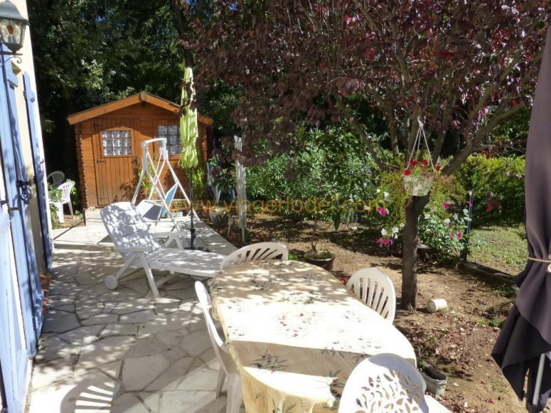 Vendita nell' vitalizio di vita casa Brignoles 36000€ - Fotografia 1