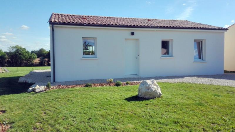 Vente maison / villa Couture-d'argenson 109000€ - Photo 2