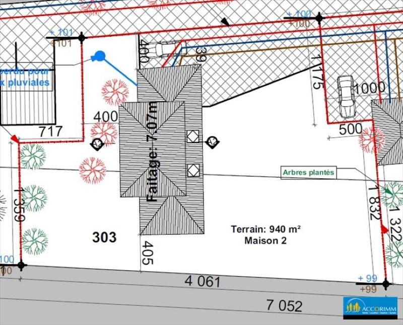 Vente maison / villa St pierre de chandieu 480000€ - Photo 5