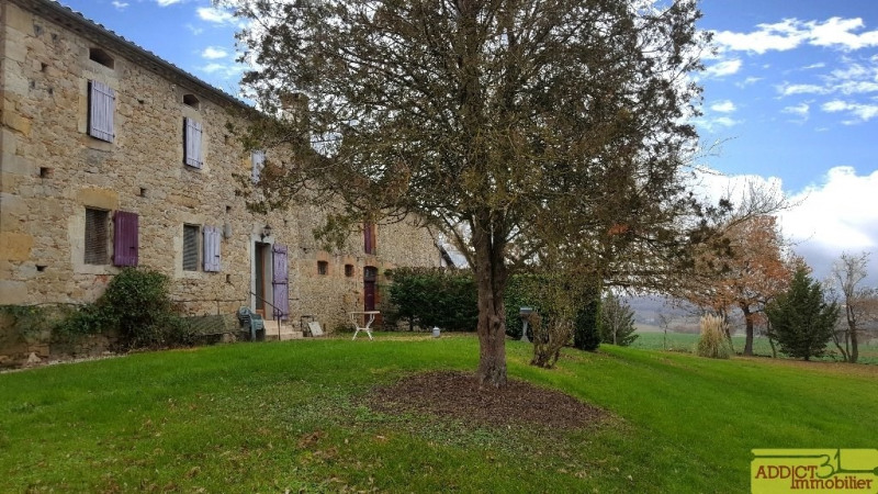 Vente maison / villa Secteur cuq toulza 430500€ - Photo 1