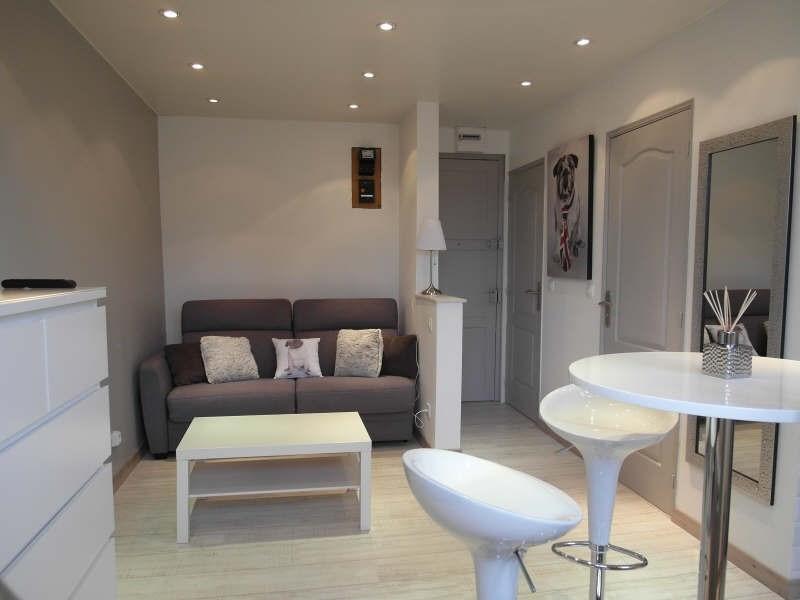 Rental apartment Enghien les bains 660€ CC - Picture 1