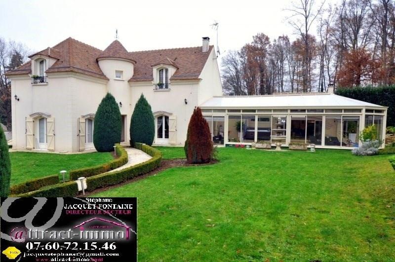 Sale house / villa Le val st germain 695000€ - Picture 1