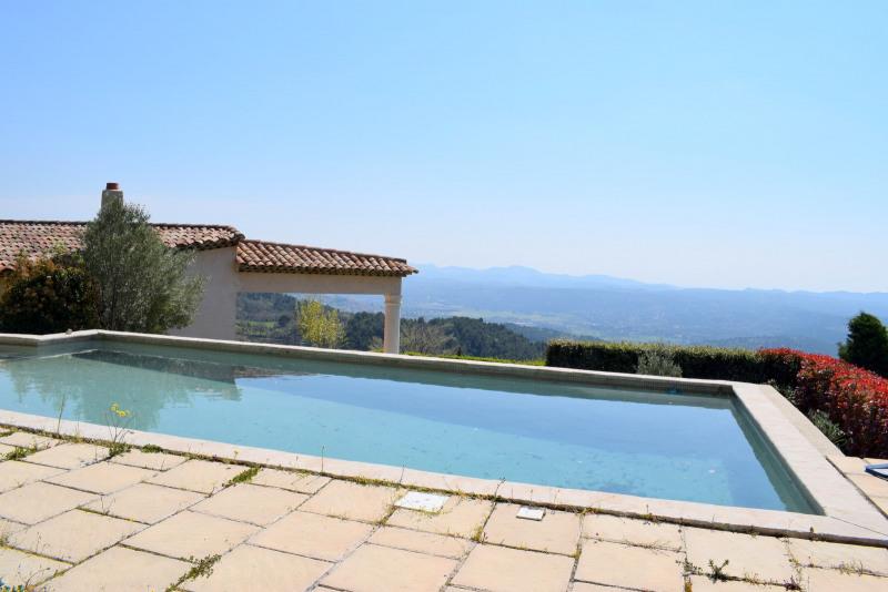 Revenda residencial de prestígio casa Seillans 630000€ - Fotografia 3