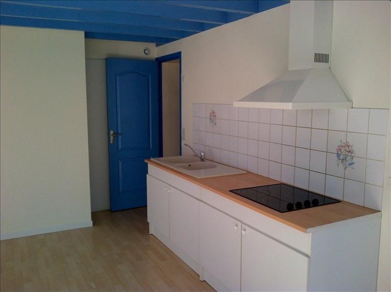 Rental apartment Grisolles 427€ CC - Picture 2