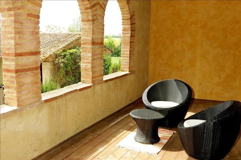 Vente de prestige maison / villa Grisolles 595000€ - Photo 5
