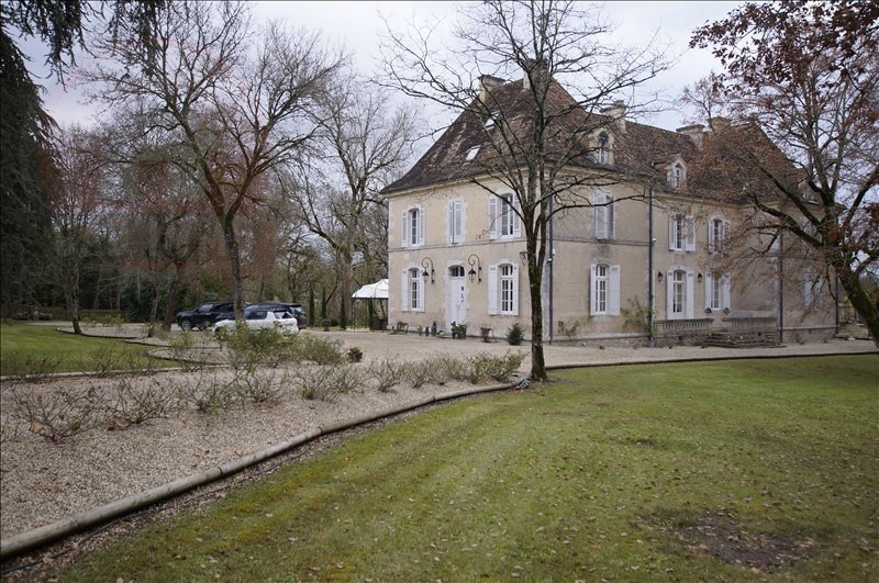 Deluxe sale house / villa Plaisance 1 500 000€ - Picture 4