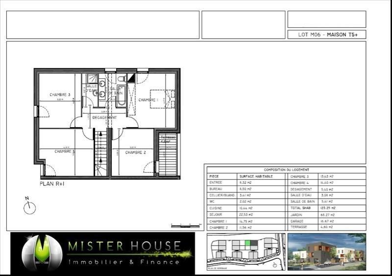Vendita casa Montauban 255980€ - Fotografia 3