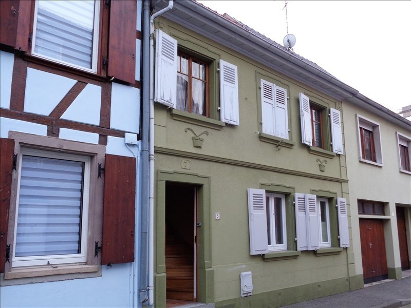 Alquiler  apartamento Bischwiller 480€ CC - Fotografía 1