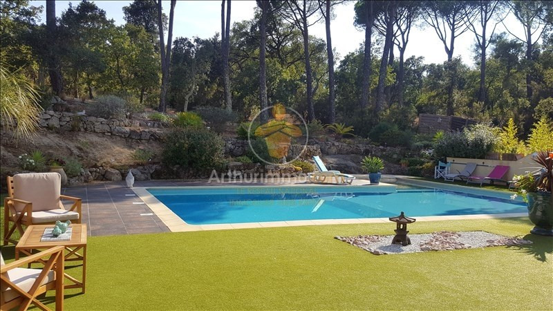 Vente de prestige maison / villa Plan de la tour 1 680 000€ - Photo 5