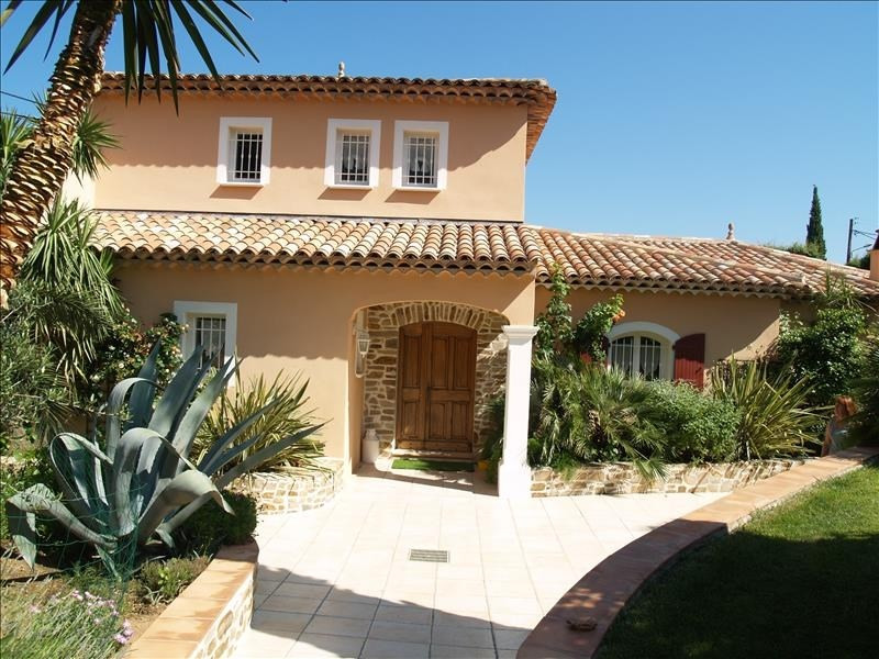 Deluxe sale house / villa St aygulf 1415000€ - Picture 12