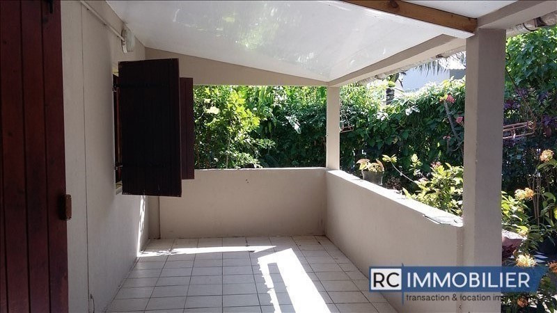 Vente maison / villa Bras panon 120 000€ - Photo 1