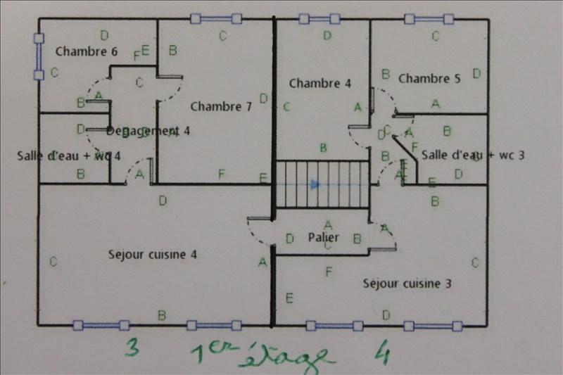 Produit d'investissement immeuble Bazas 196800€ - Photo 7
