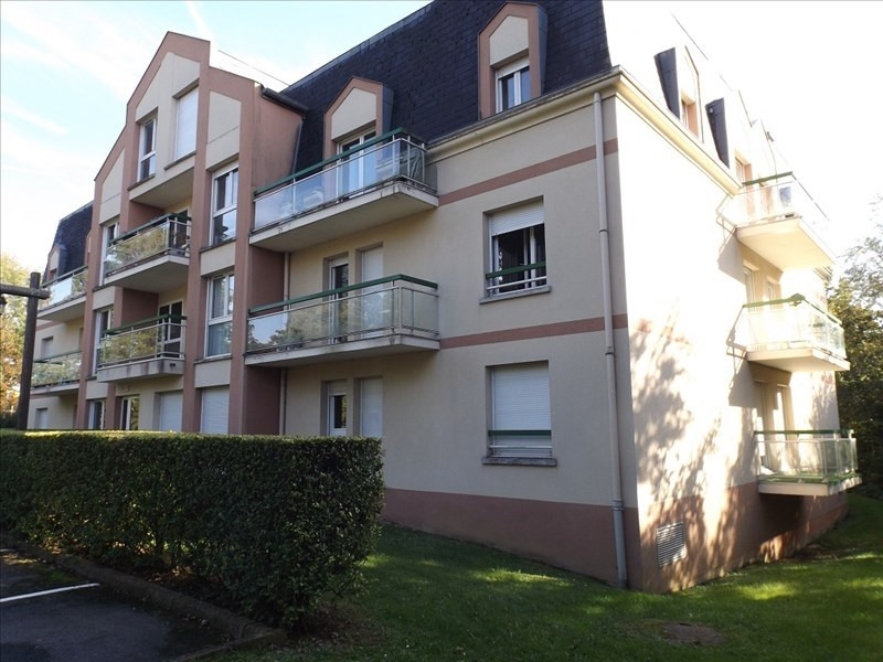 Rental apartment Senlis 550€ CC - Picture 2