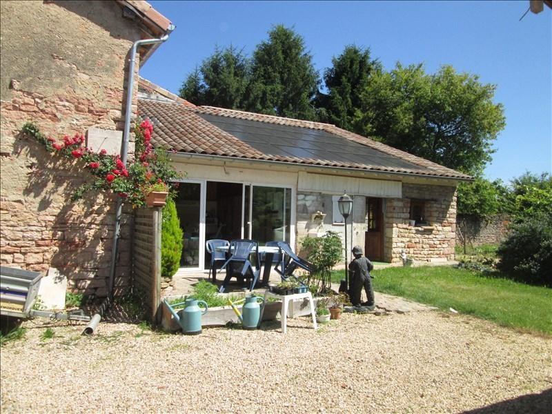Vente maison / villa Tournus 159000€ - Photo 1