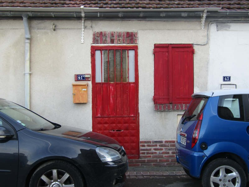 Vente maison / villa Meru 87000€ - Photo 1
