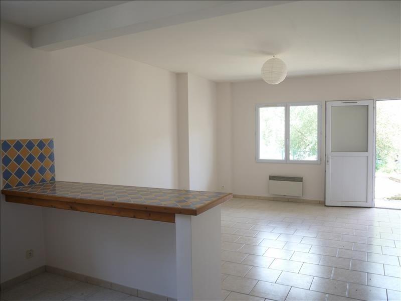 Rental apartment Montpezat 400€ +CH - Picture 4