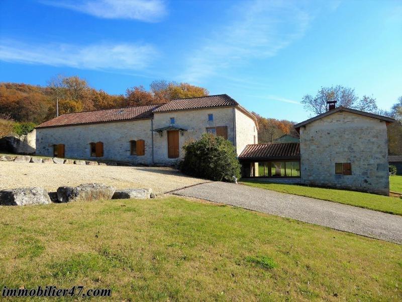 Deluxe sale house / villa Prayssas 540000€ - Picture 3