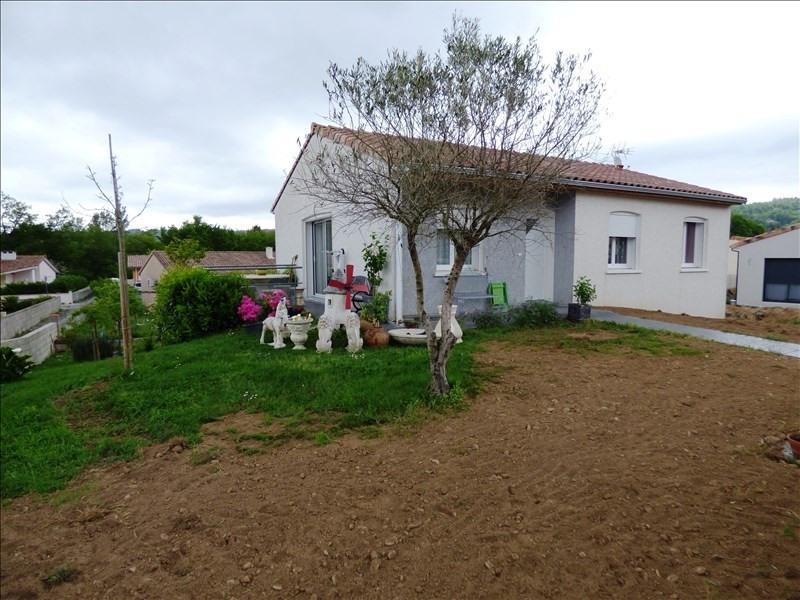 Rental house / villa Bout du pont de larn 760€ CC - Picture 2