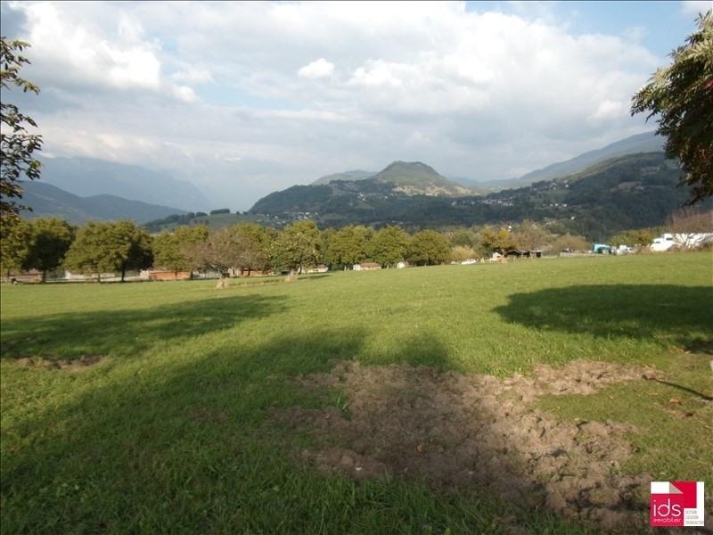 Venta  terreno Arvillard 65000€ - Fotografía 1