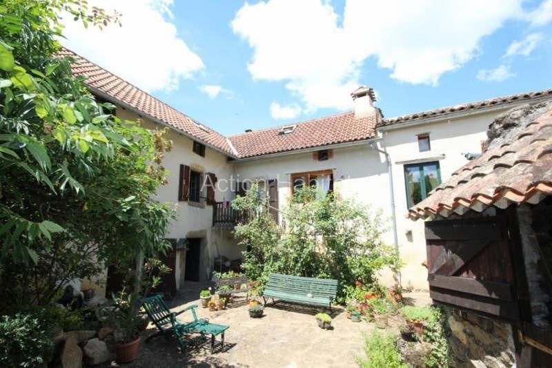 Vente maison / villa St christophe 168000€ - Photo 2