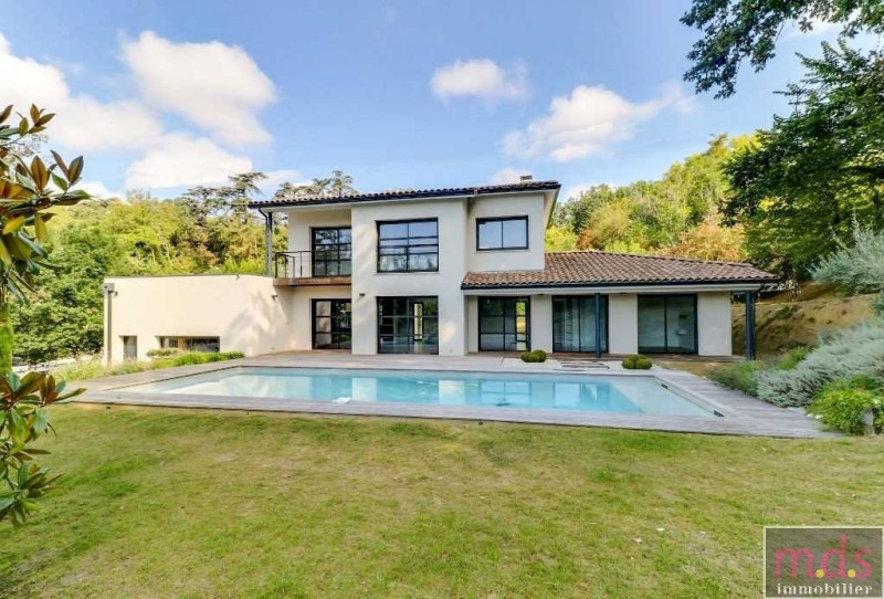 Vente de prestige maison / villa Montrabe 2 pas 736000€ - Photo 1