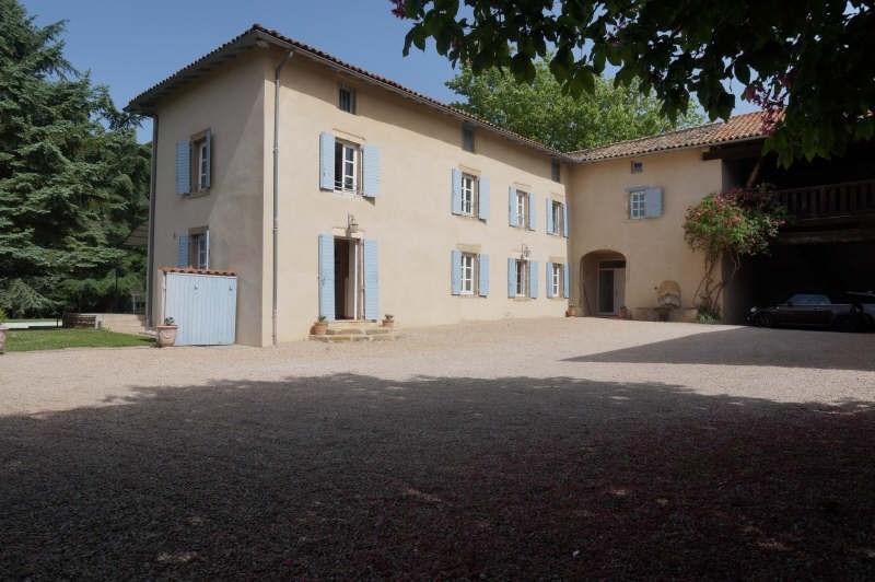 Verkauf von luxusobjekt haus Vienne sud 990000€ - Fotografie 13