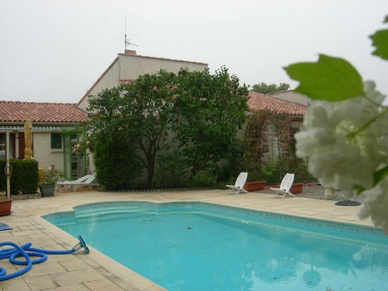Sale house / villa Jard sur mer 449000€ - Picture 1